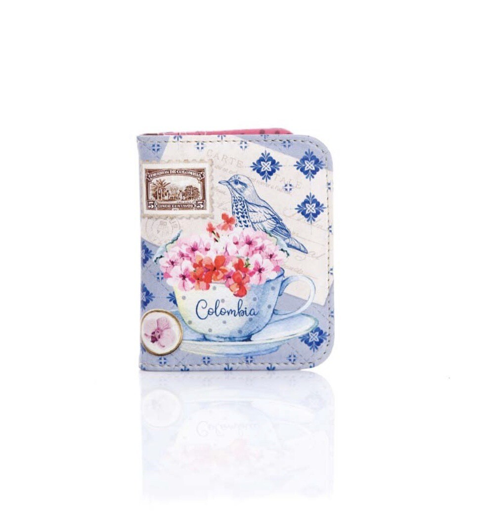 Card Holder Aroma Colombia