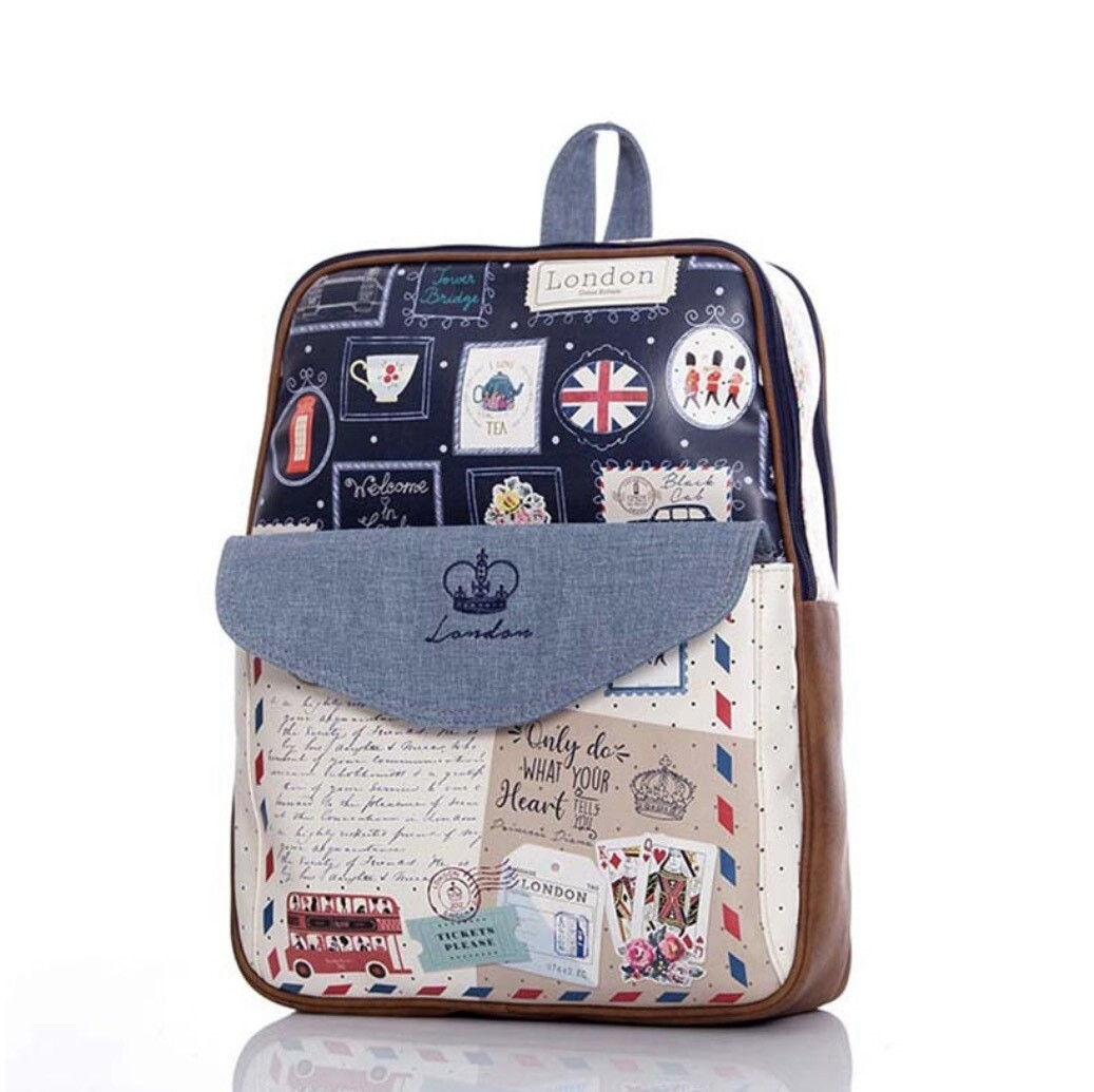 Backpack PC Great Britain London