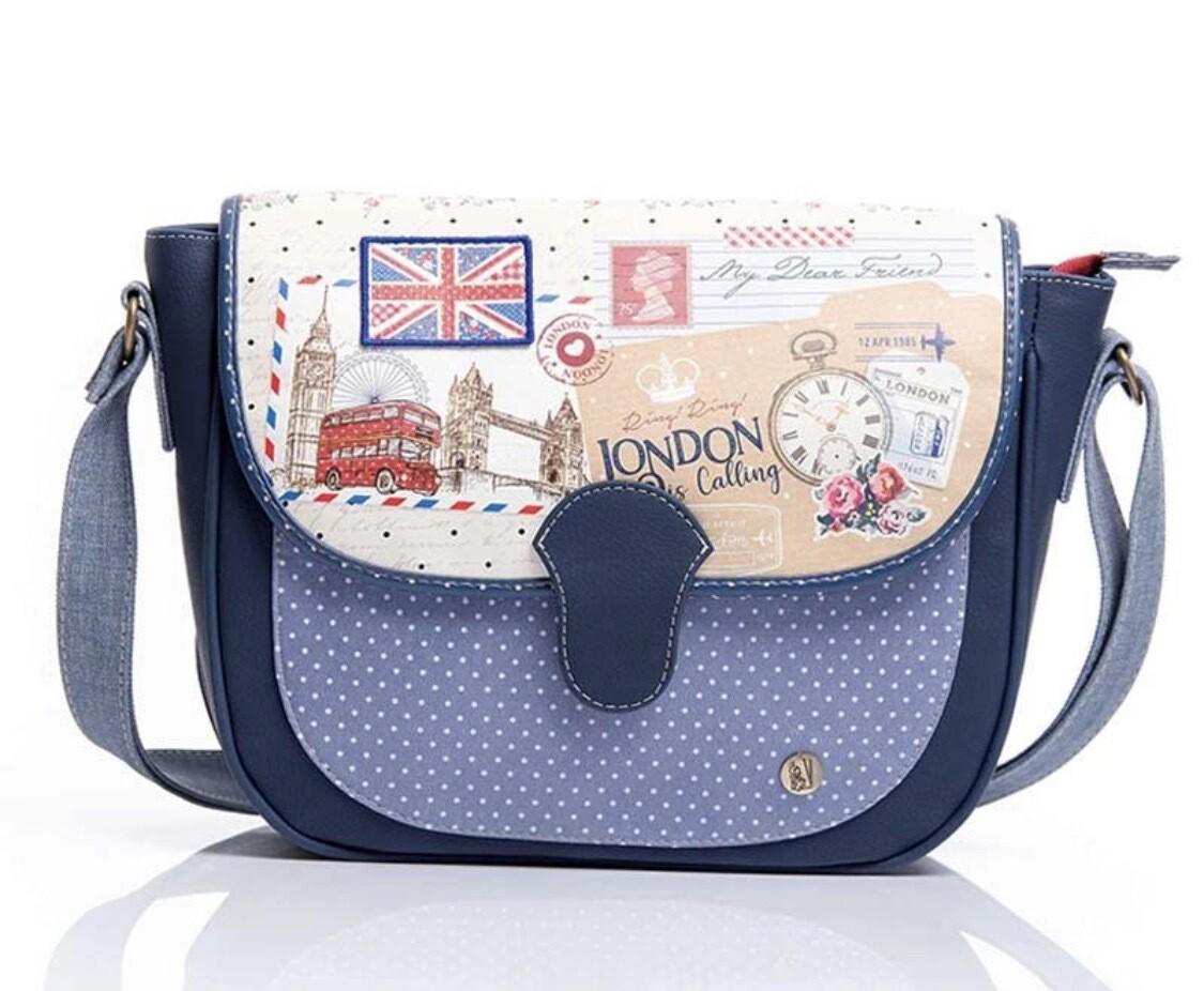 Crossbody Bag Dots London