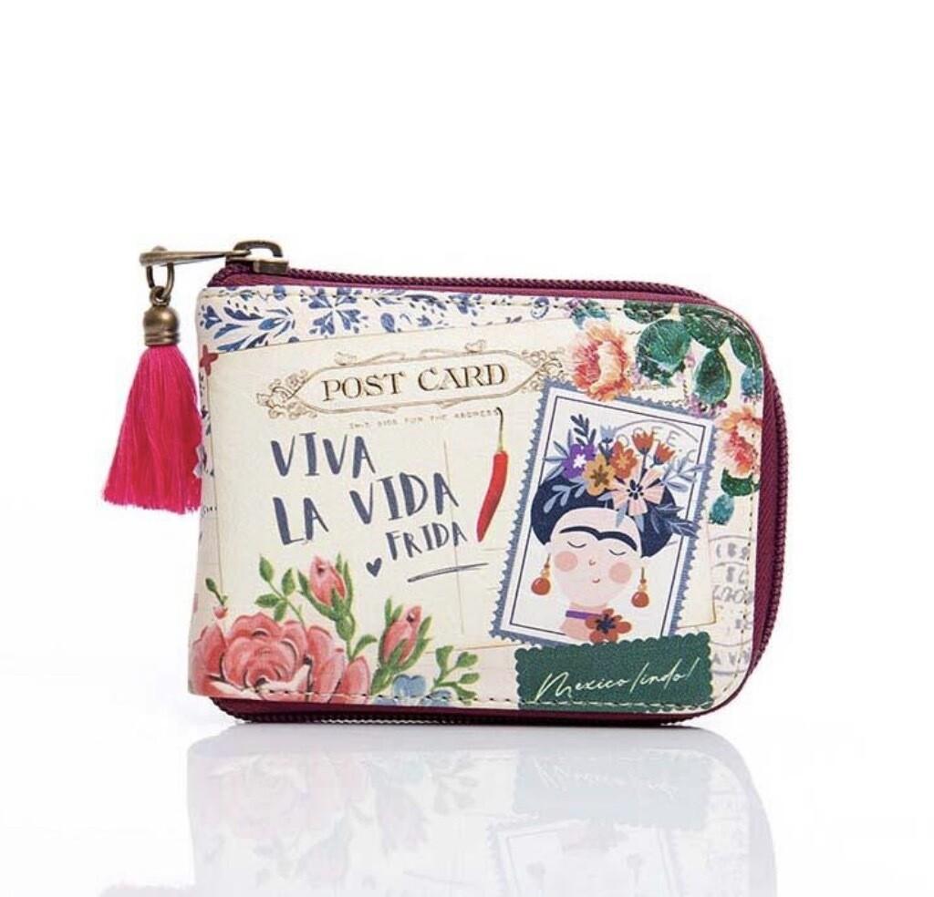 Wallet Frida