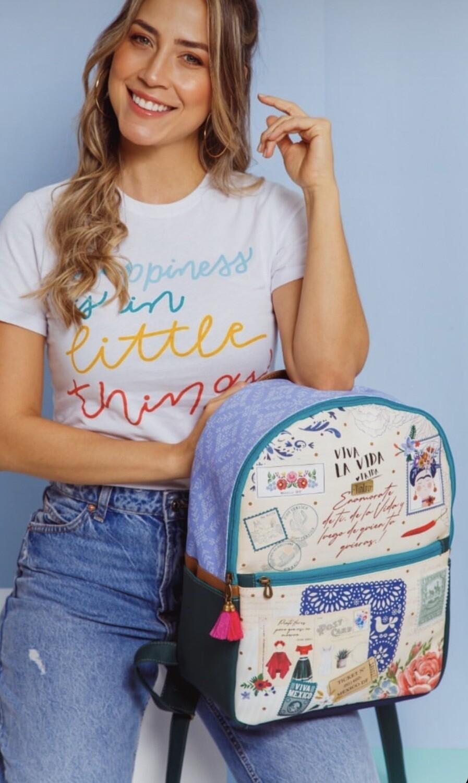 Backpack PC Viva La Vida