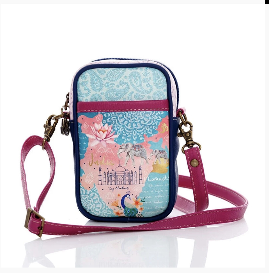 Crossbody Mini Bag Namaste