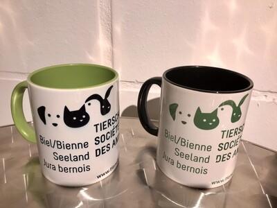 2 Kaffeetassen im Set