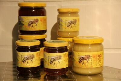 Honig aus Orpund