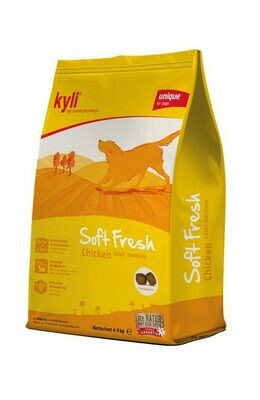 SoftFresh Chicken adult medium 13,5kg (3 x 4,5kg)