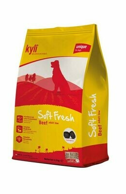 SoftFresh Beef adult low 13,5kg (3 x 4,5kg)