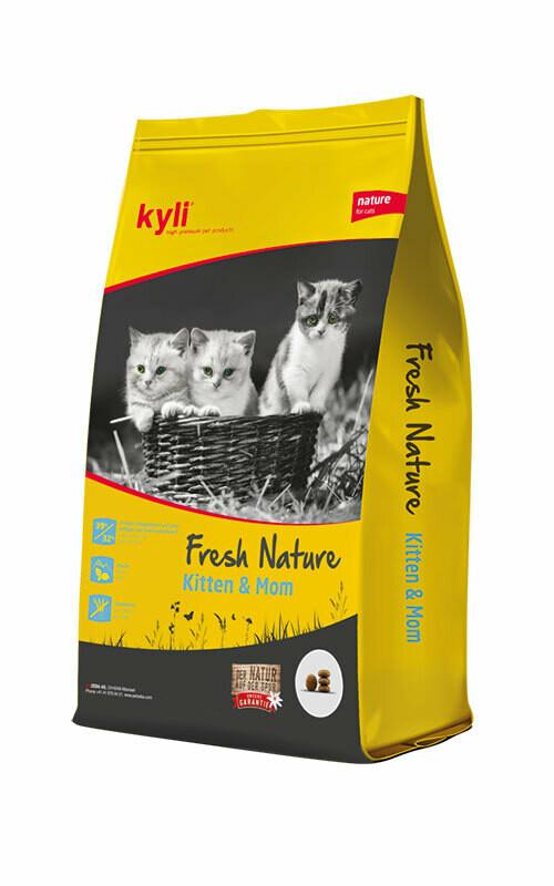 FreshNature Kitten & Mom 2kg