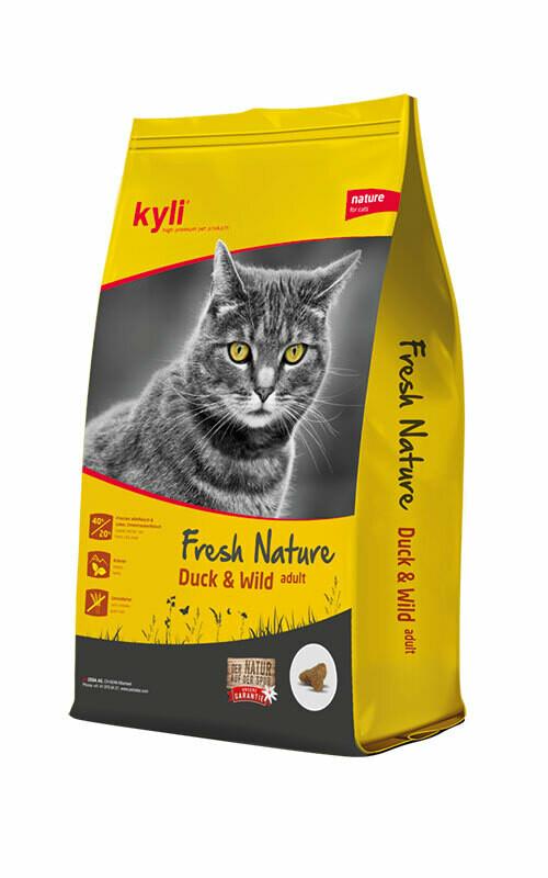 Fresh Nature Duck & Wild adult 2kg
