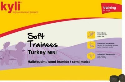 SoftTrainees Turkey mini (375g)
