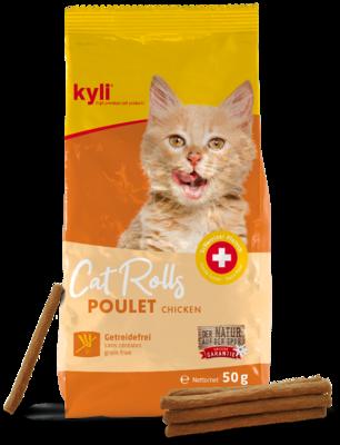 CatRolls Poulet (50g)
