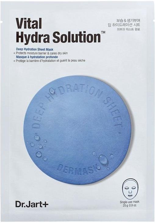 Dr. Jart   Vital Hydra Solution Sheet Mask