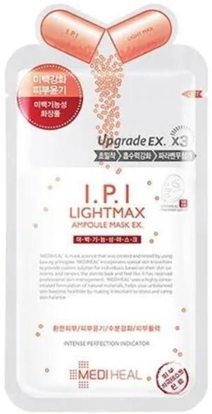 MediHeal   I.P.I Lightmax Ampoule Mask