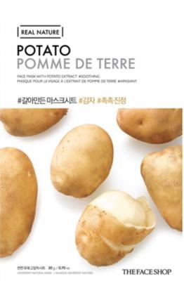 THE FACE SHOP | Real Nature Potato Face Mask