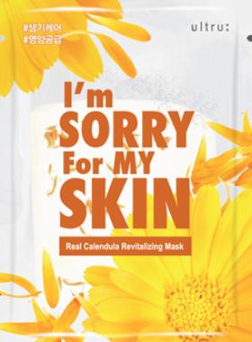 ultru : | I'm Sorry For My Skin Real Calendula Revitalizing Mask