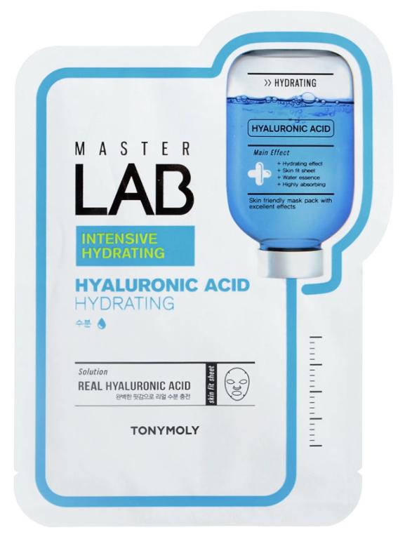 TonyMoly | Master Lab Hyaluronic Acid Mask