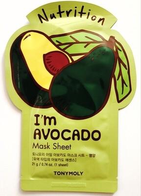 TonyMoly | I'm Avocado Mask Sheet