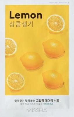 MISSHA | Airy Fit Sheet Mask - Lemon
