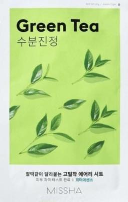 MISSHA | Airy Fit Sheet Mask - Green Tea