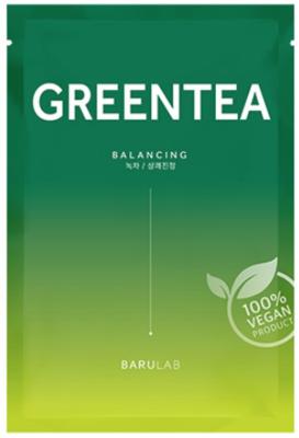 Barulab | The Clean Vegan Mask GREEN TEA