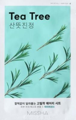 MISSHA | Airy Fit Sheet Mask - Tea Tree
