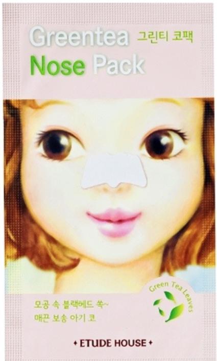 Etude House | Green Tea Nose Pack