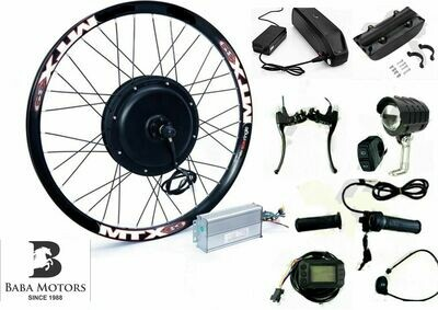 """SWYITCH BIKE""  10 MIN PLUG & PLAY - ELECTRIC BICYCLE CONVERSION KIT"