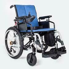 E-Wheel Chair With Joystick