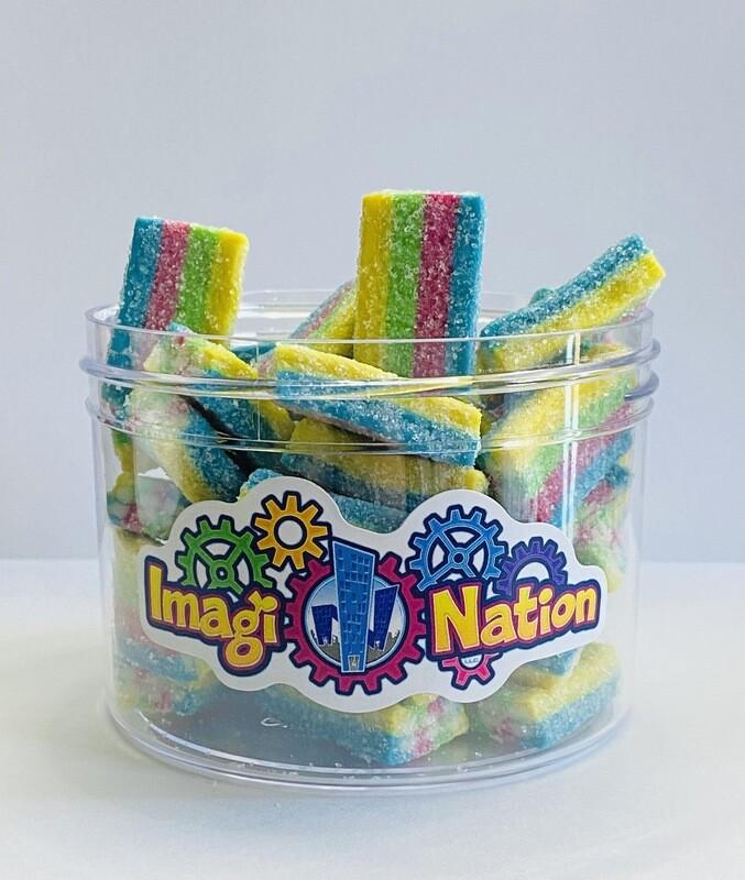 Sour Rainbow Candy