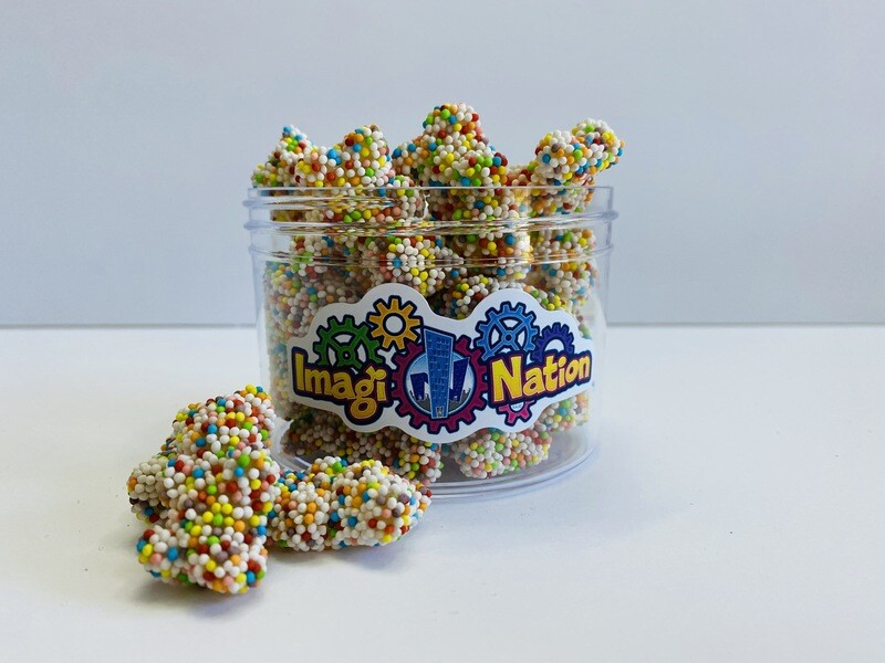 Sprinkle Gummy Bears