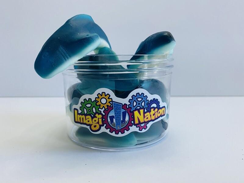 Giant Gummy Sharks