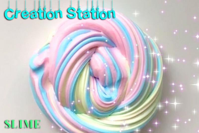 Creation Station - Slime