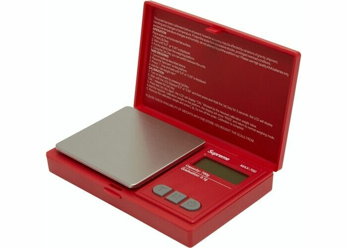 Supreme AWS MAX 700 Digital Scale