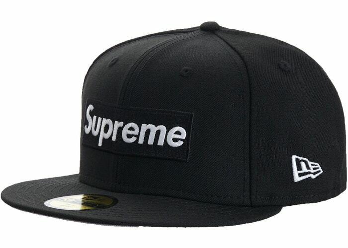 Supreme World Famous Box Logo New Era