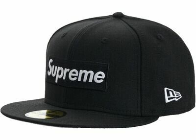 Supreme World Famous Box Logo New Era