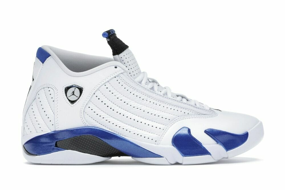 Air Jordan 14 Hyper Royal