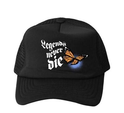 Juice World Legends Never Die Butterfly Hat