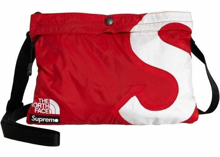 Supreme The North Face S Logo Shoulder Bag