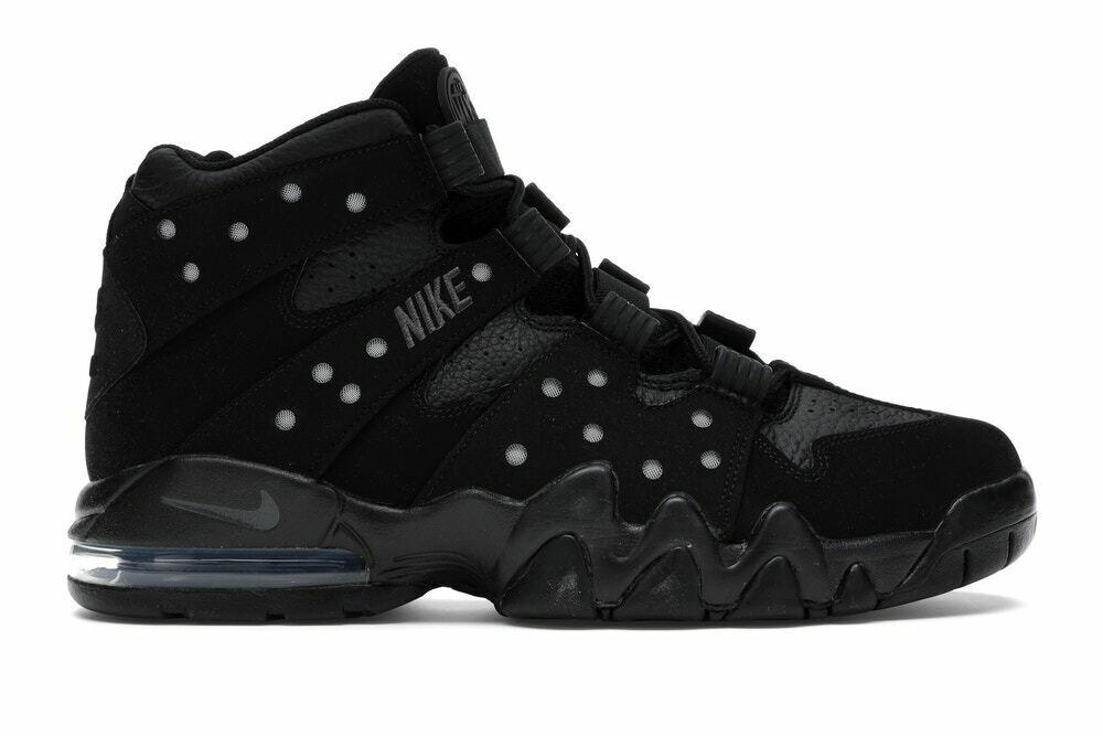 Nike Air Max 2 CB 94 Triple Black