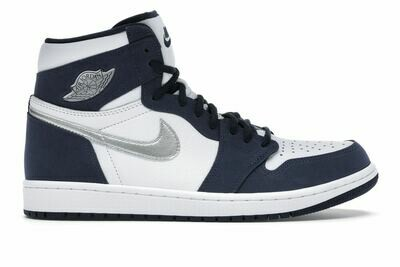 Air Jordan 1 High Retro COJP Midnight Navy