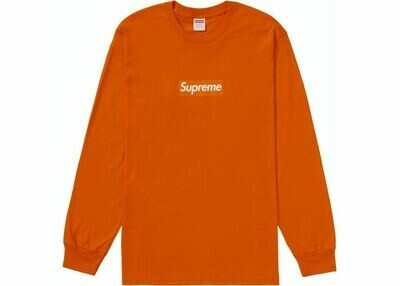Supreme Box Logo L/S Tee