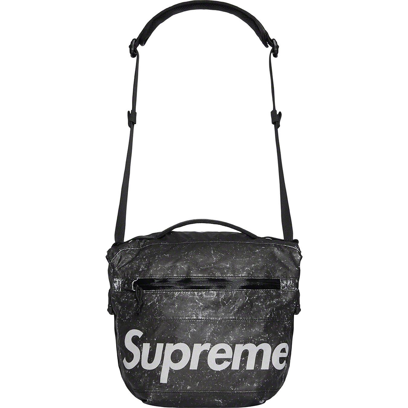 Supreme Waterproof Reflective Speckled Shoulder Bag