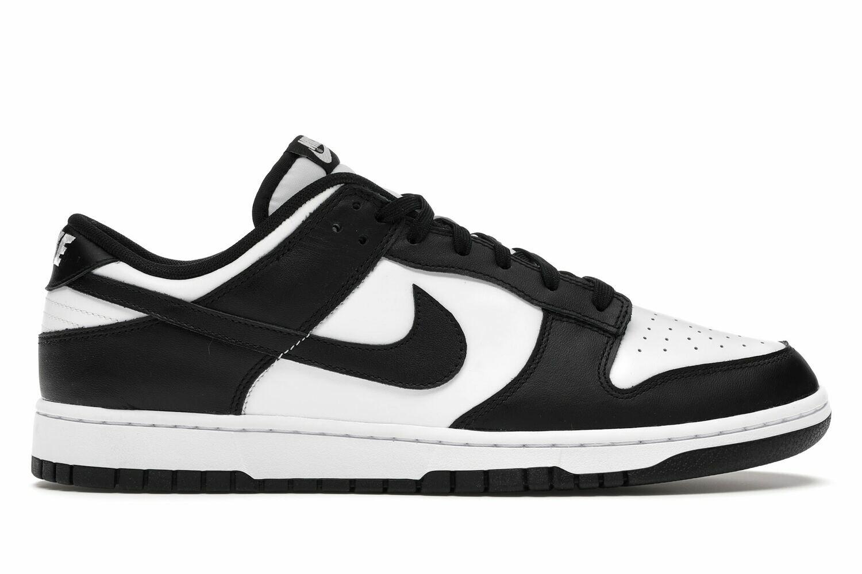Nike Dunk Low Retro Black/White