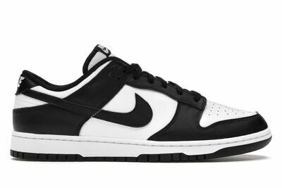 Nike Dunk Low Retro Black/White