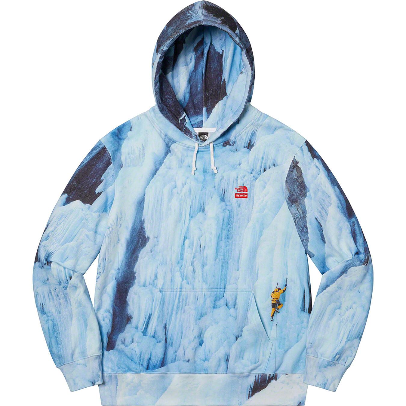 Supreme/The North Face Ice Climb Hooded Sweatshirt