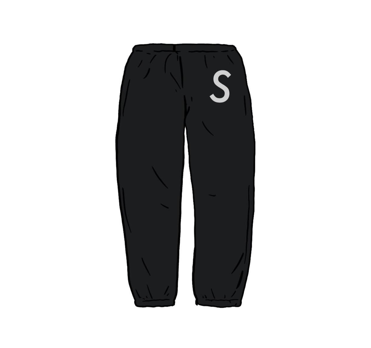 Supreme Swarovski S Logo Sweatpants
