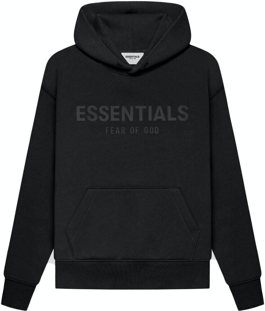 Fear of God Essentials Kids Pullover Hoodie