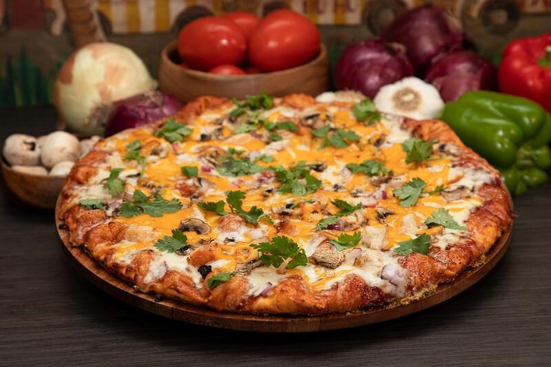 BBQ CHICKEN PIZZA - BABY