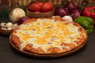 CHEESE PIZZA - MEDIUM