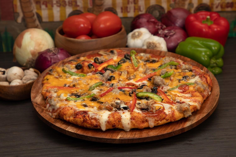 COMBO PIZZA - GIANT
