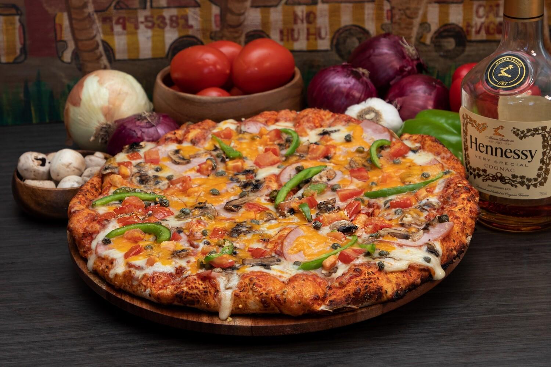 GOURMET PIZZA - MEDIUM